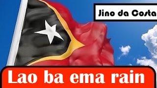 download lagu Jino Da Costa -lao Ba Ema Rain gratis