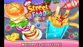 Fun Baby Games - Street Food - Kids Cooking Game Trailer by Crazyplex LLC