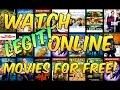 [2014] how to watch movies online for free!