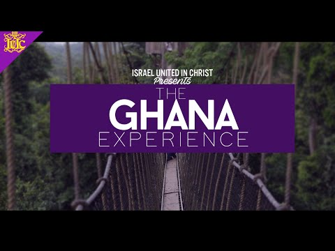 The Israelites: THE GHANA EXPERIENCE (OFFICIAL RELEASE)