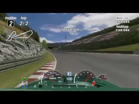 Gran Turismo 4 PC 1080p Full HD (PCSX2 Playstation 2 Emulator RePack)