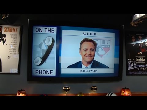 MLB Network Analyst Al Leiter Talks Baseball & More - 5/11/16