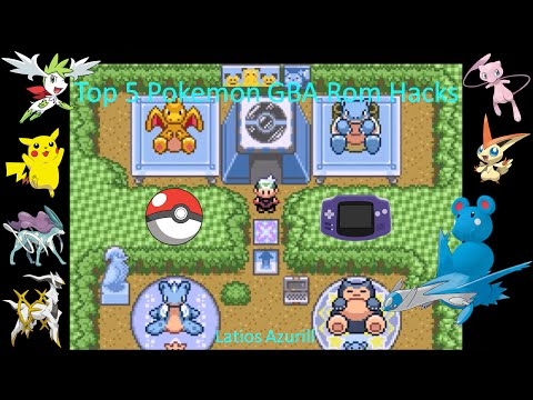Top 5 Pokemon GBA Rom Hacks
