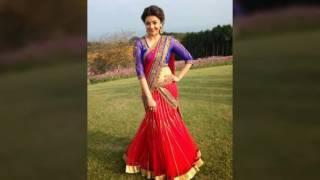 Gorgeous kajal Agarwal unseen photos in saree