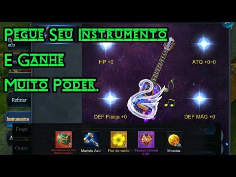 Ganhe Muito Poder Com Seu Instrumento Musical - Goddess Primal Chaos.