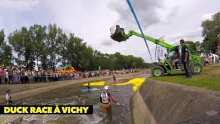 Duck Race à Vichy
