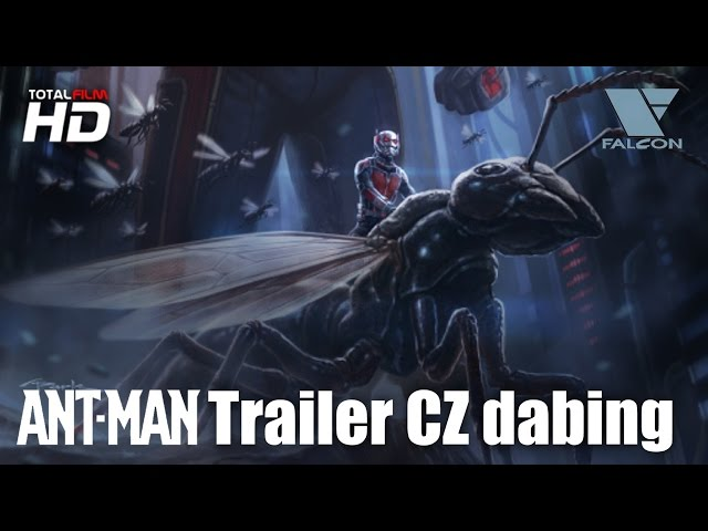 Ant-Man (2015) CZ HD dabing
