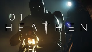 Heathen - The Sons of the Law (PL) #1 - Nowy survival horror (Gameplay PL / Zagrajmy w)