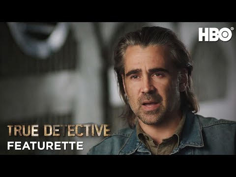 True Detective Season 2: Colin Farrell Interview (HBO)