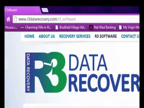 R3 Data Recovery File List Viewer