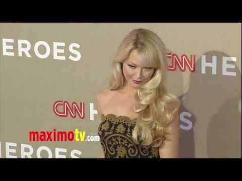 Charlotte Ross CNN Heroes: An All-Star Tribute 2012 Red Carpet Arrivals