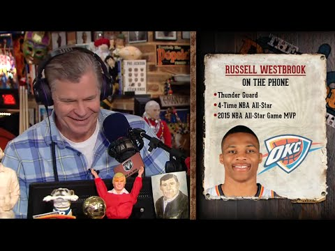 Russell Westbrook on The Dan Patrick Show (Full Interview) 2/17/15