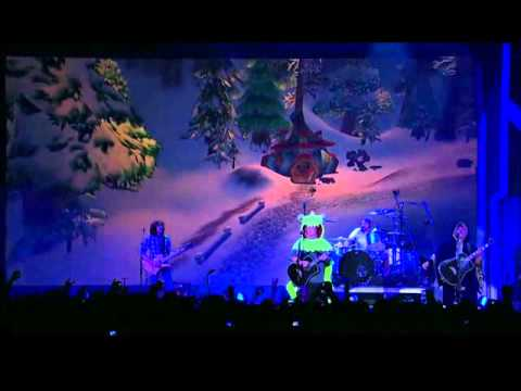BlizzCon 2010 Tenacious D Live Part 1