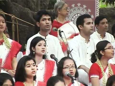 Bengali New year 1418 at dhaka.flv