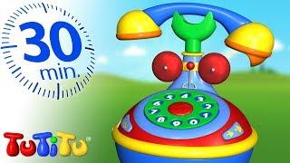 TuTiTu Oyuncaklar   Telefonı   Bebekler için oyuncaklar   30 dakika özel