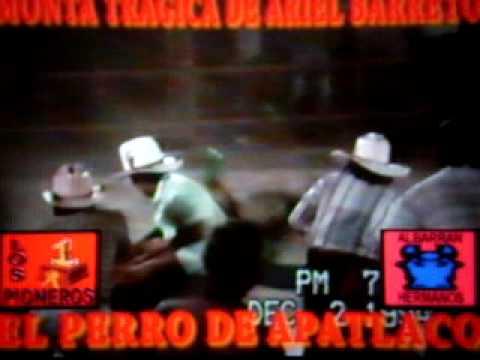 LA MUERTE DE EL PERRO DE APATLACO MOR.