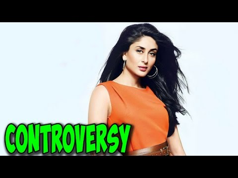 Kareena Kapoor Khan lands in a controversy