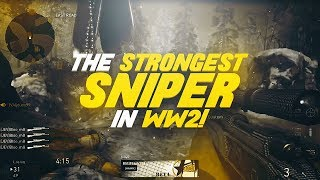 THE STRONGEST SNIPER IN WW2!
