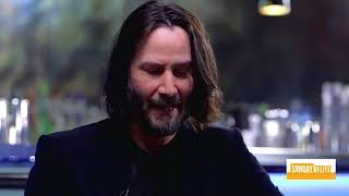 Keanu Reeves talks about starting Arch Motorcycle Company