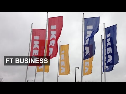 Ikea on Europe, Russia and China