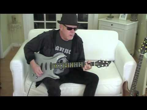 Mark Kendall - Great White- Dishaw Guitars - Part I