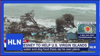 Kenny Chesney's plans to help victims of Irma on the U.S. Virgin Islands