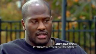 BEST James Harrison motivation highlight controversy Pittsburgh Steelers video