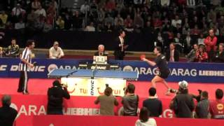 Timo Boll vs. Adel Tawil (Ich + Ich)