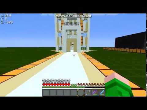 Minecraft 1.4.2 [ วิธีทำ Lift ง่ายกับ Command Block ]