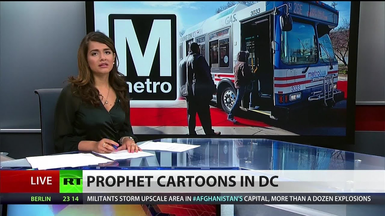New ad campaign plans to bring images of the Prophet Mohammed to DC Metros