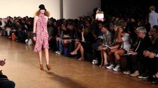 Download MARC JACOBS S/S 2011 FASHION SHOW - VIDEO BY XXXX MAGAZINE 3Gp Mp4