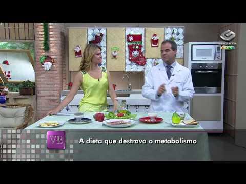 A Dieta Que Destrava O Metabolismo - Você Bonita
