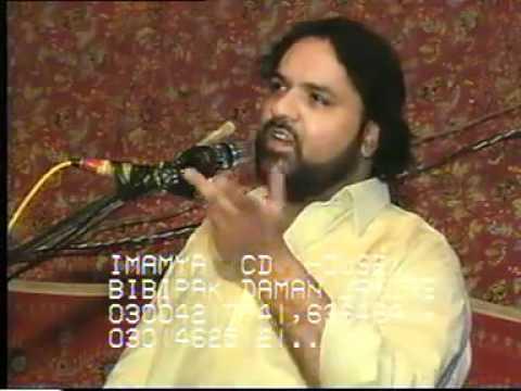 Great Words Of Shaukat Raza Shaukat On Unity Among Moomineen video