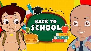Chhota Bheem & Mighty Raju - Let the School Bell Ring!