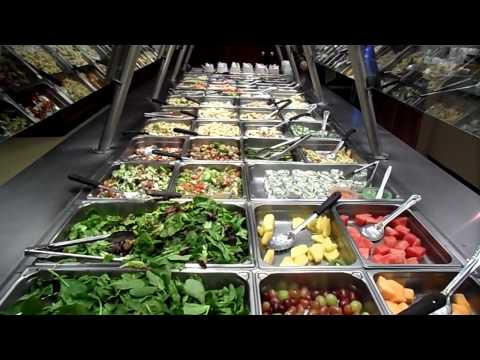 salad bar Wellness Health Food Salad