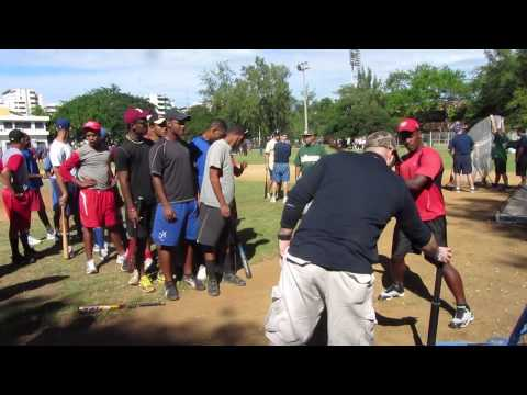Nov Baseball Outreach Hitting Clinic