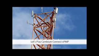 Cambium Connect Game Show - ePMP