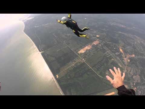 Skydive Caribbean - AFF Level 6 - JAG