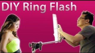 Pro Tog, DIY Challenge - Ring Light (feat. Mark Chung)