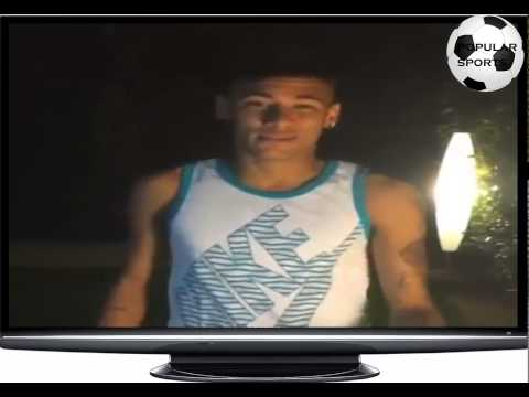 Neymar ALS Ice Bucket Challenge - Neymar Does The ALS Ice Bucket Challenge popular sports (1080p HD)