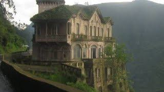 This Creepy Haunted Mansion With a Dark Past Lay Abandoned for Decades