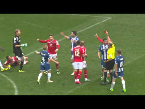 HIGHLIGHTS: Wigan Athletic 0 Walsall 0 - 03/10/2015