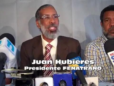 Juan Hubieres denuncia corrupción carcelaria y se solidariza con abogado Radhamés de León