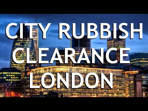 FACTORY,WAREHOUSE,OFFICE RUBBISH CLEARANCE AND LIGHT DEMOLITION.WAIT AND LOAD.RIP OUT CITY OF LONDON
