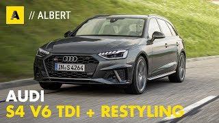 Audi S4 TDI Avant 2019 | il diesel V6 sportivo?