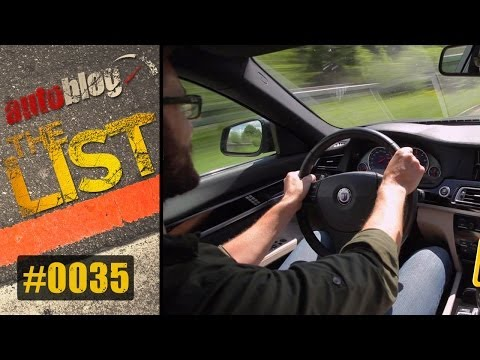 Drive The German Autobahn | The List | Autoblog