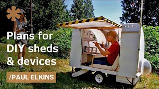 Boeing retiree finds meaning inventing micro homes & high speed trikes