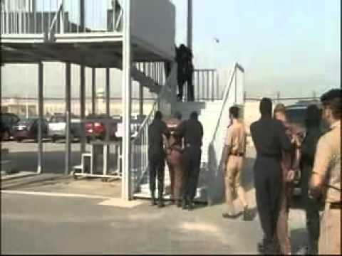 Three convicted killers hanged at the gallows -- First executions in Kuwait since 2007