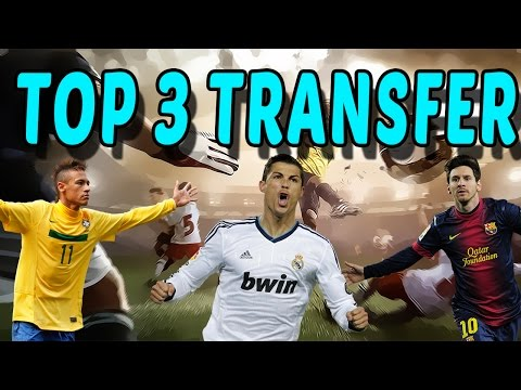TOP 3 BEST TRANSFERS - FIFA 14