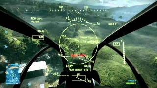 BF3 AH-1Z Viper Multiplayer Gameplay [1/3]